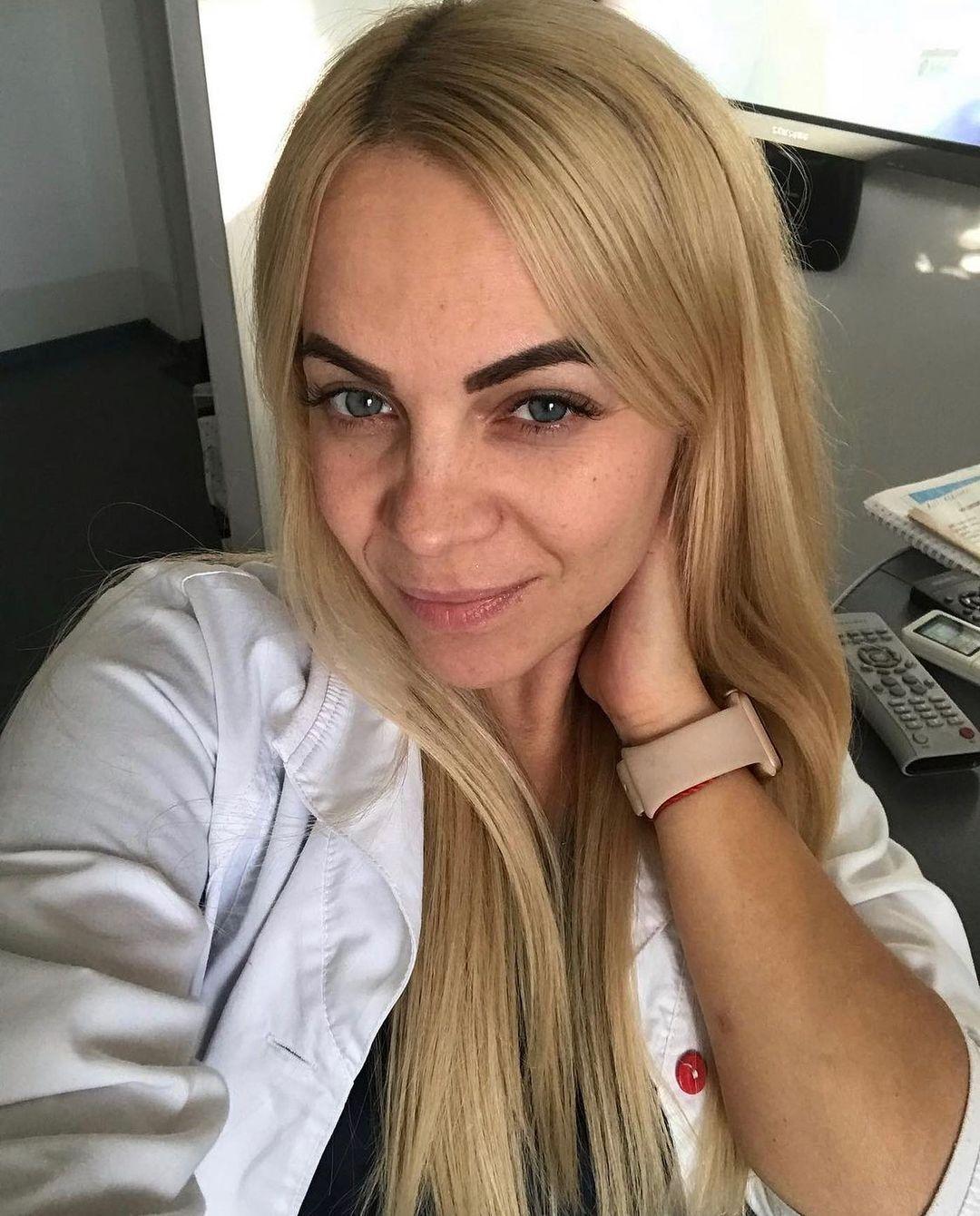 Мать спортсменки Ирина Макогоненко