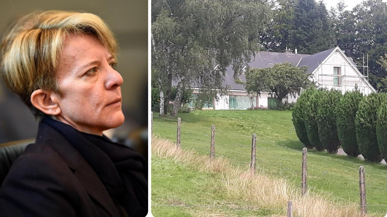 Энн Лоуренс и место трагедии