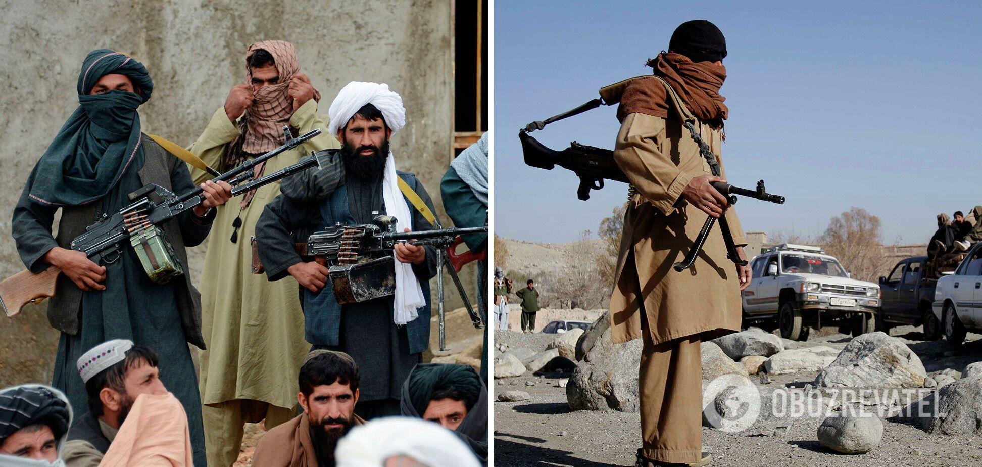 Афганістан перейшов під контроль талібів.