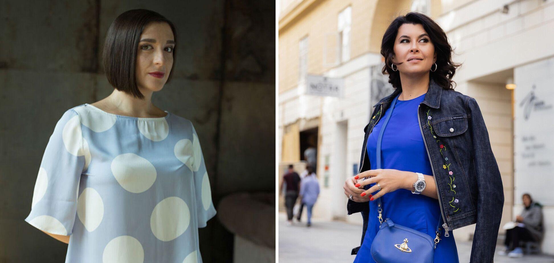Украинки, ставшие звездами Венской оперы: Ольга Бессмертная и Зоряна Кушплер.