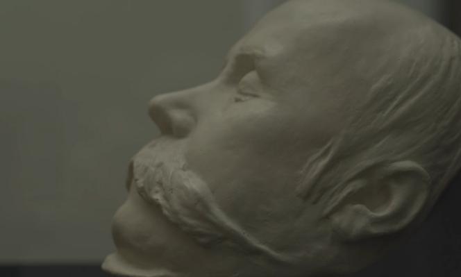 Посмертна маска Шевченка.