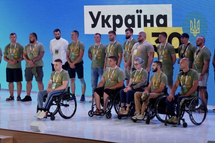 Ветерани російсько-української війни.