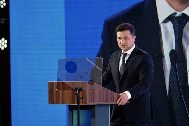 Володимир Зеленський.