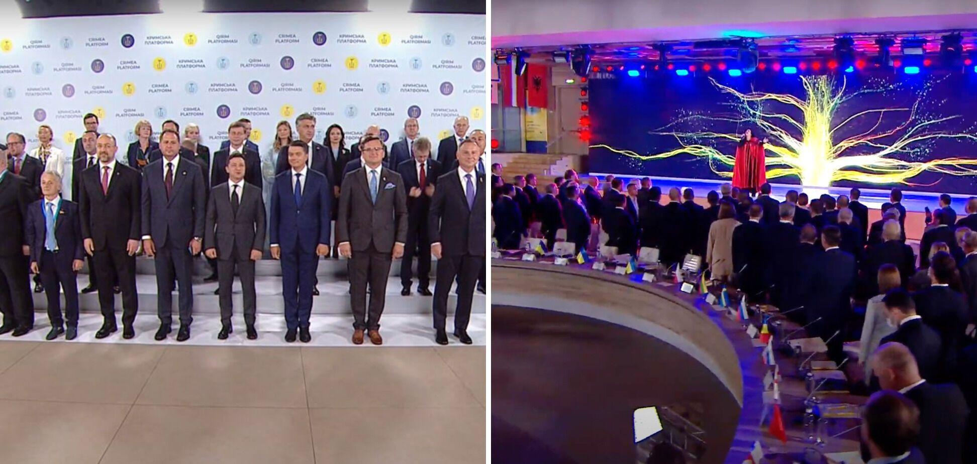 Старт саммита в Киеве