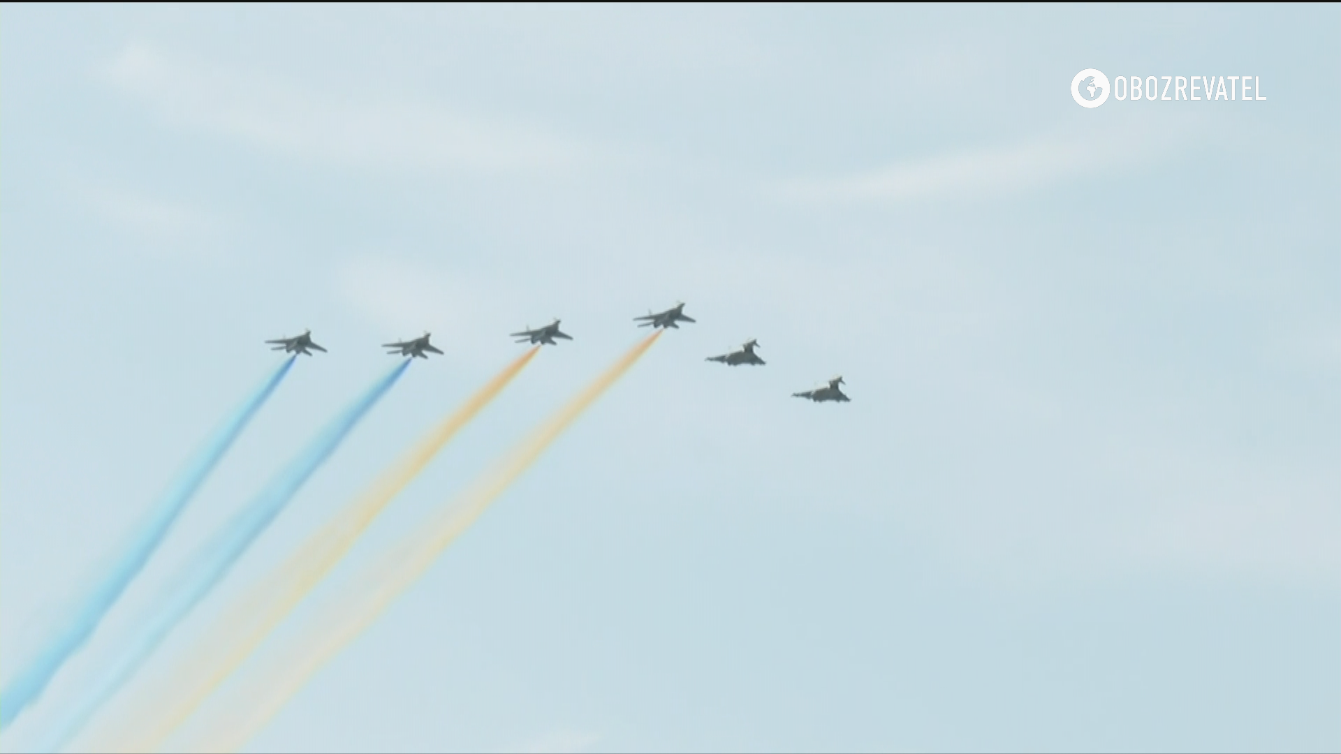Авіація партнерів України.