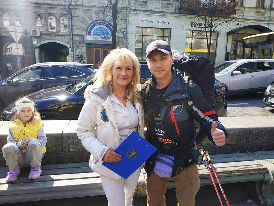 Валентин Черненко и Лана Ветрова.