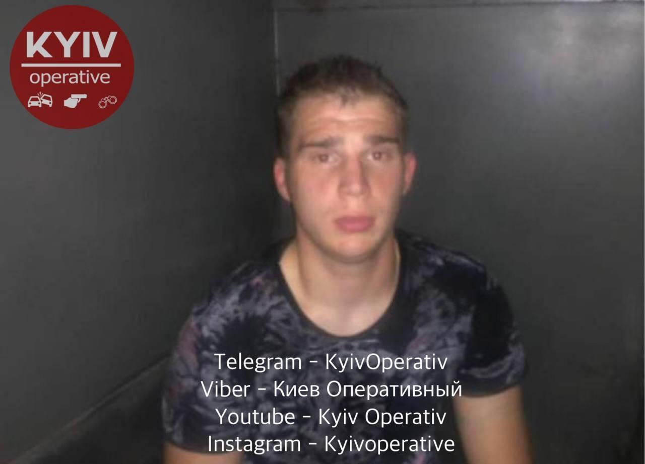 Затриманий родом з Козельця Чернігівської області