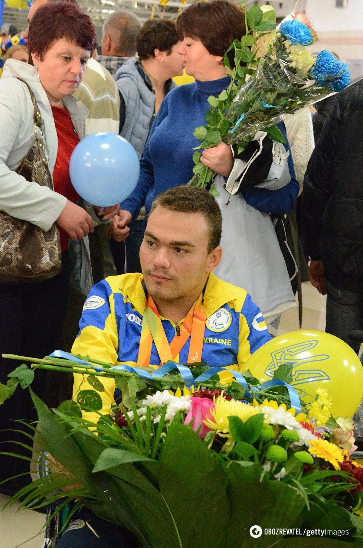 Антон Коль – вице-чемпион Игр в Токио.