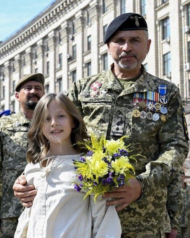 Єсенія і Володимир Федченко.