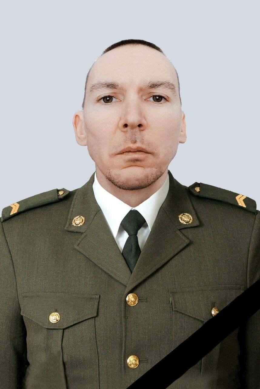 Воїн, який загинув у зоні ООС 23 серпня