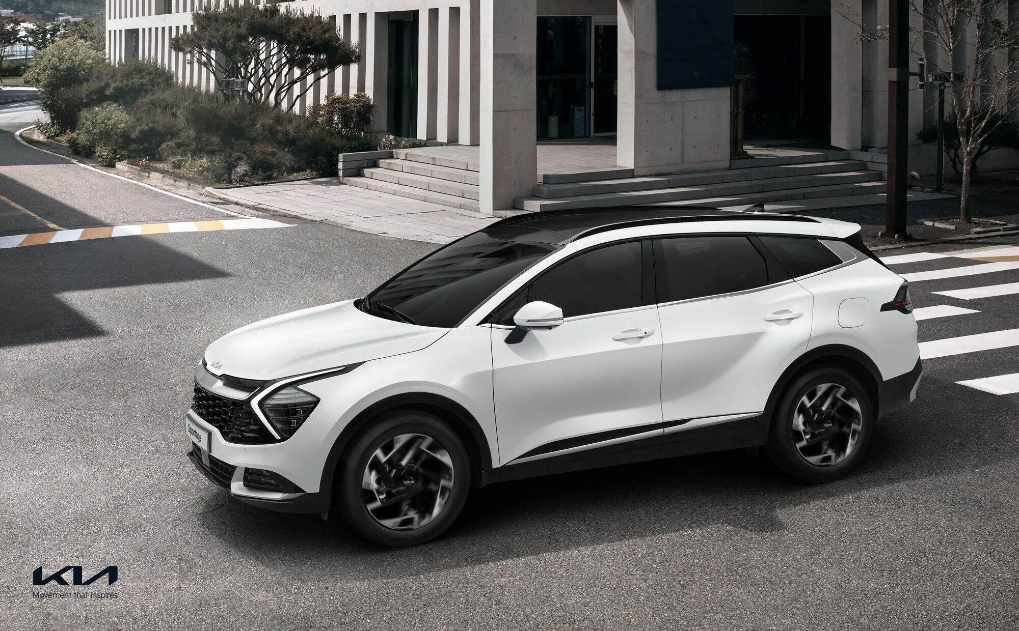 К имеющейся гамме бензиновых и дизельных версий Kia Sportage скоро добавится модификация с PHEV