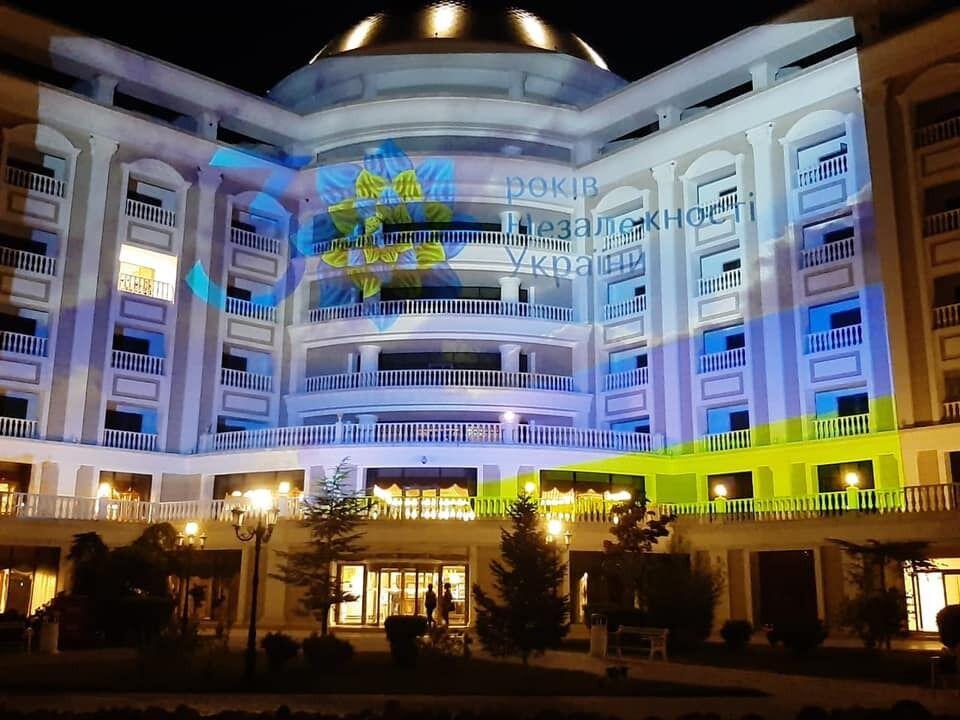 Готель Шамакчі Палац, Азербайджан.