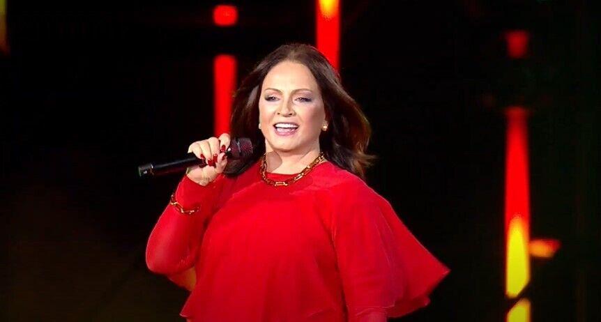 Українська виконавиця Софія Ротару