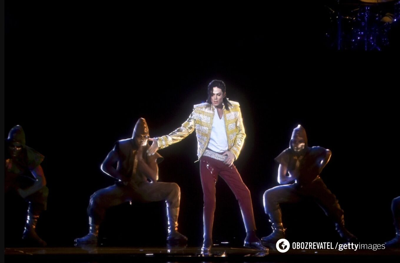 Голограмма Майкла Джексона на концерте Billboard Awards 2014