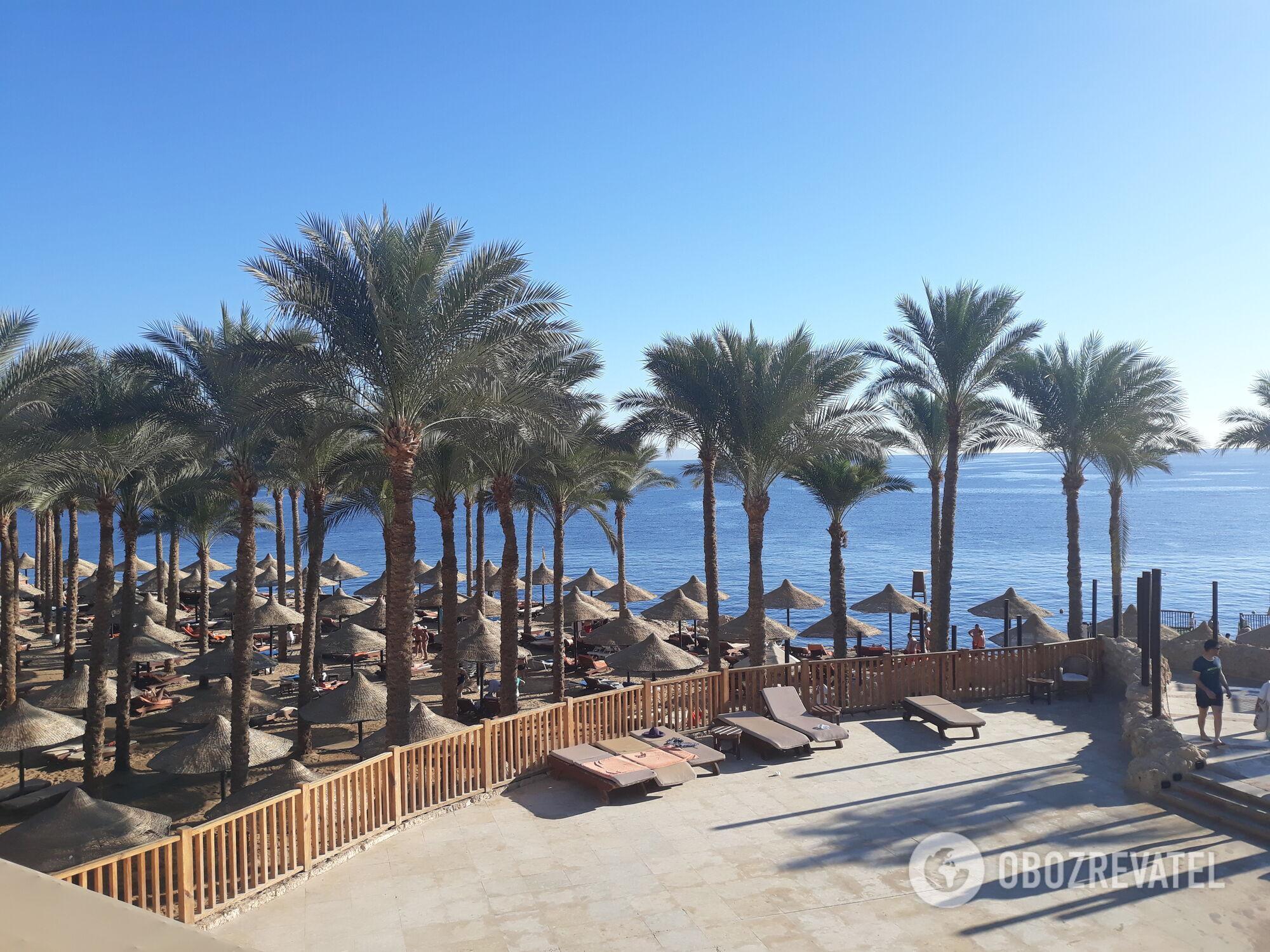 В Египте лучшими сезонами для отдыха являются весна и осень