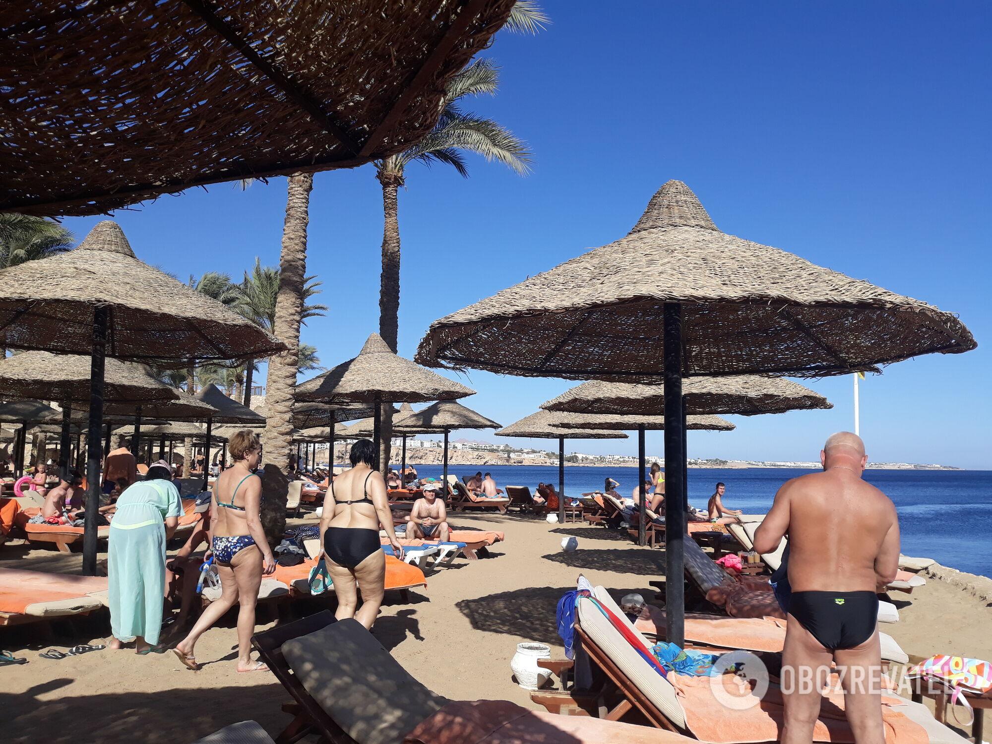 Для отдыха на Красном море в Египте туроператоры чаще всего предлагают курорты Шарм-эль-Шейх и Хургаду