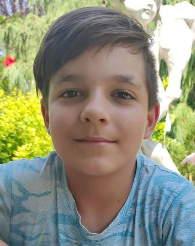 Зник 12-річний Кирило Ворошилов.