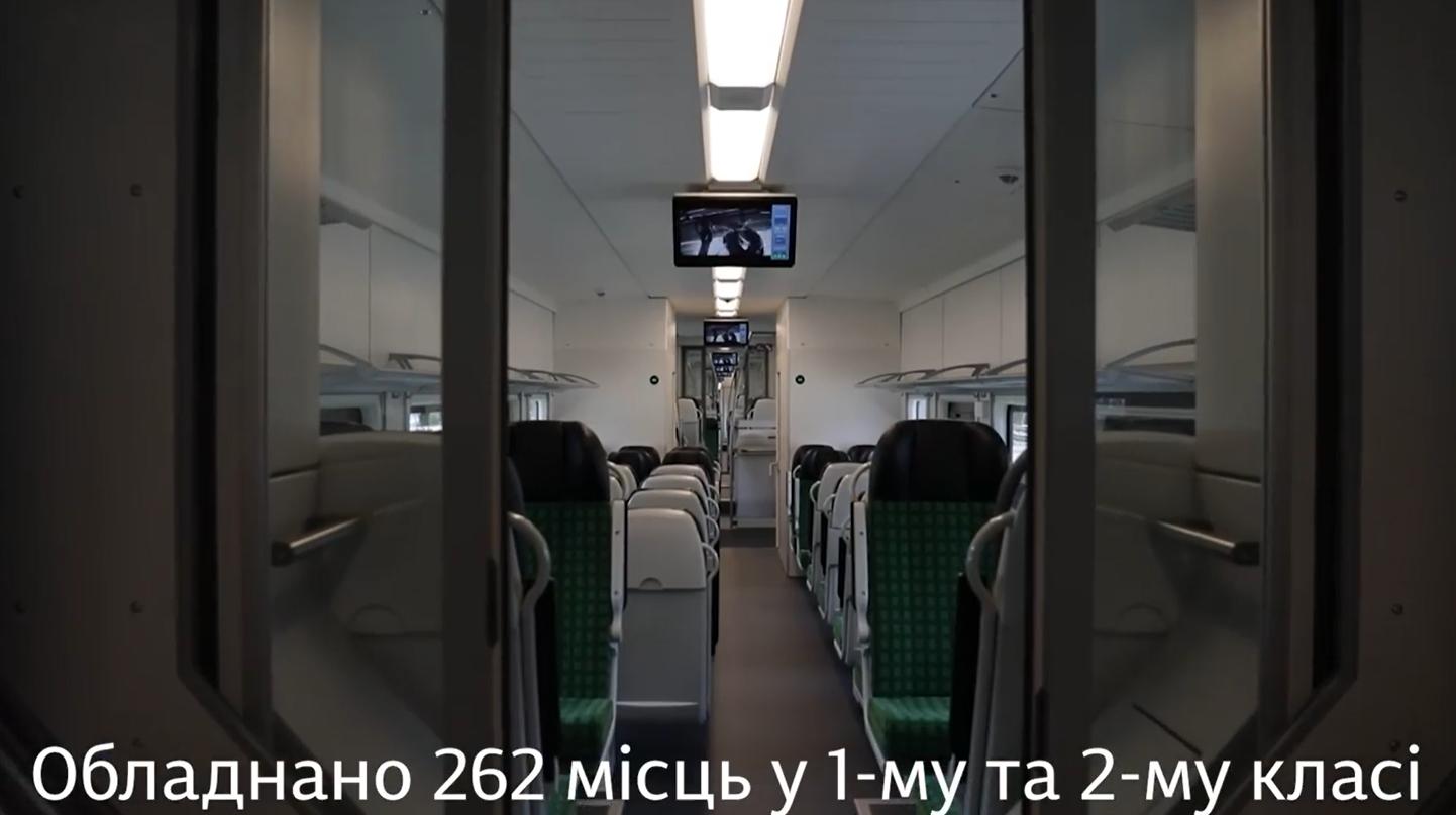 Kyiv City Express будет обслуживать 6 направлений