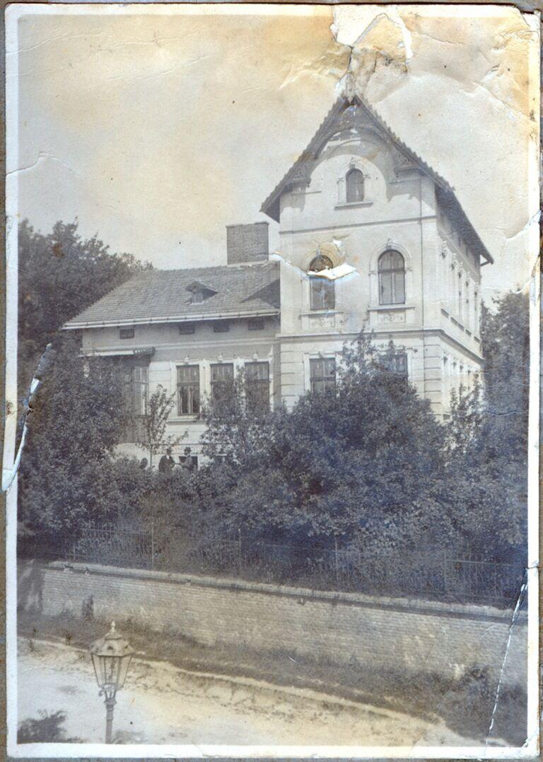 Будинок Івана Франка у Львові, початок 20 століття