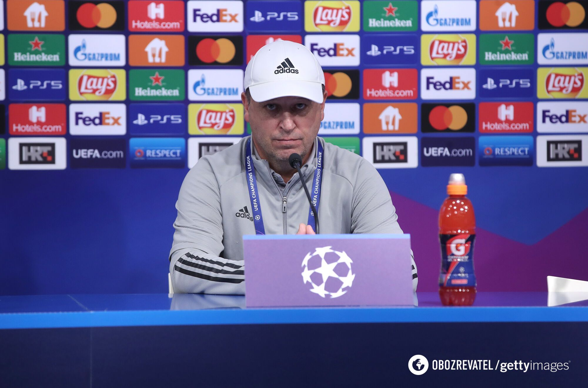 Юрий Вернидуб вошел в историю Лиги чемпионов.