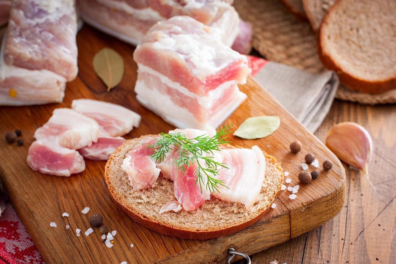 Сало – украинский национальный продукт, который обожают даже за границей