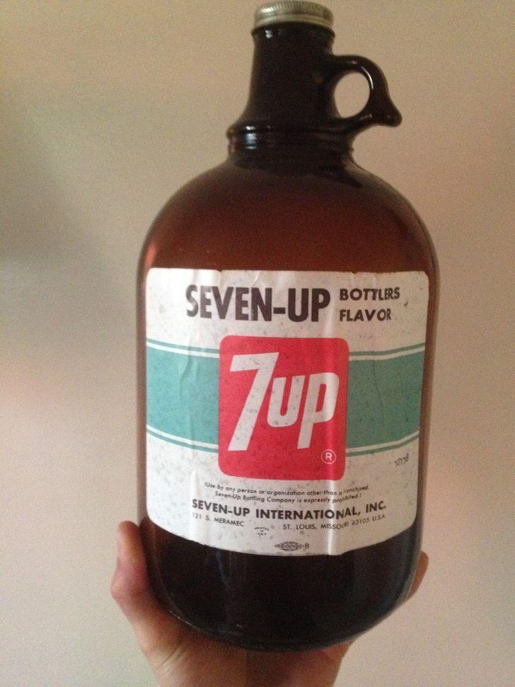 """Напиток """"7-up"""" сначала был лечебным средством."""