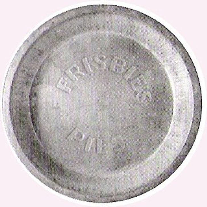 Фрисби – это круглая форма для выпечки.
