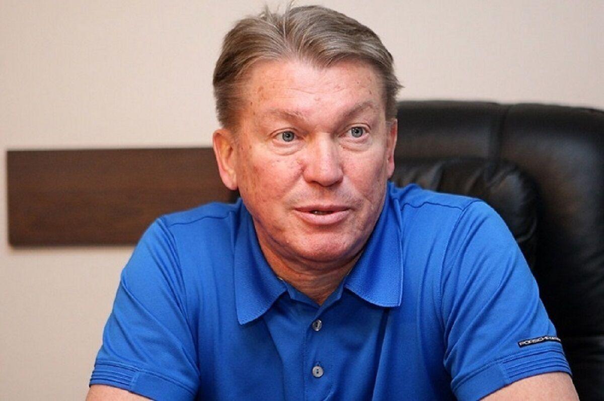 Олег Блохин высказался о Шевченко.