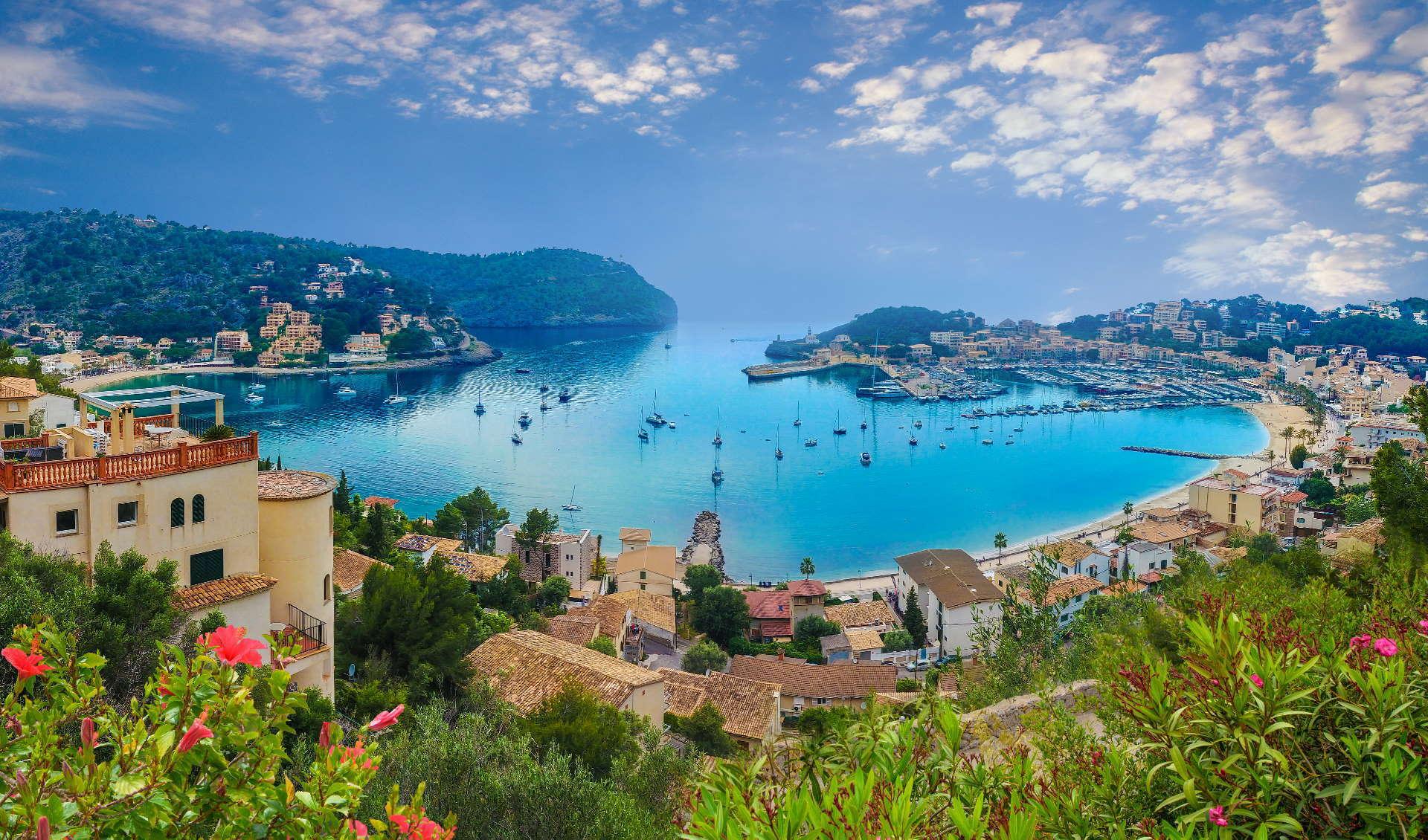 Курорт Майорка обычно самый шумный и дорогой в Испании