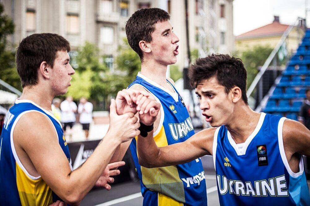 Українці виграли груповий етап.