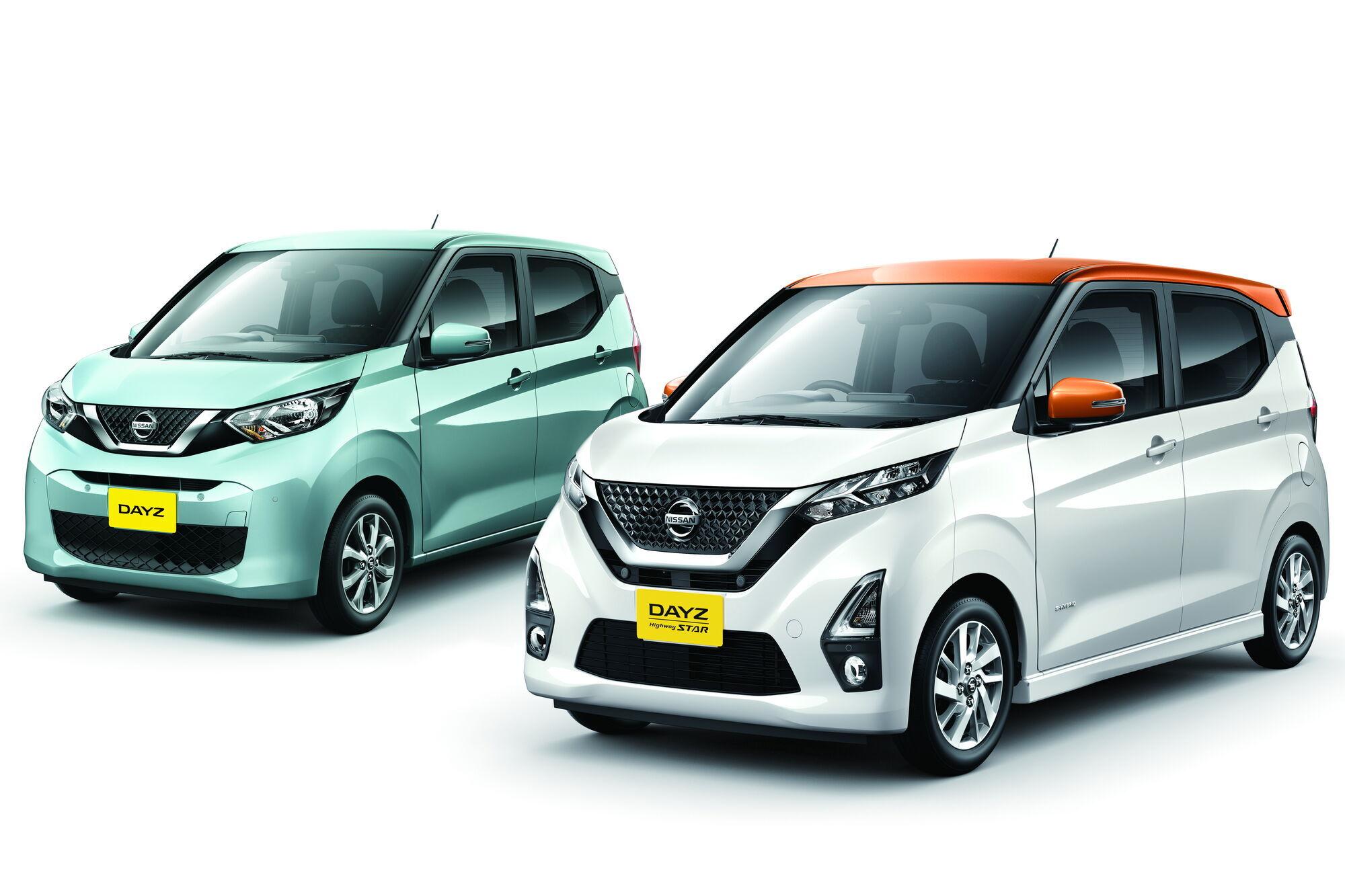 Nissan DAYZ выпускаются совместным предприятием NMKV