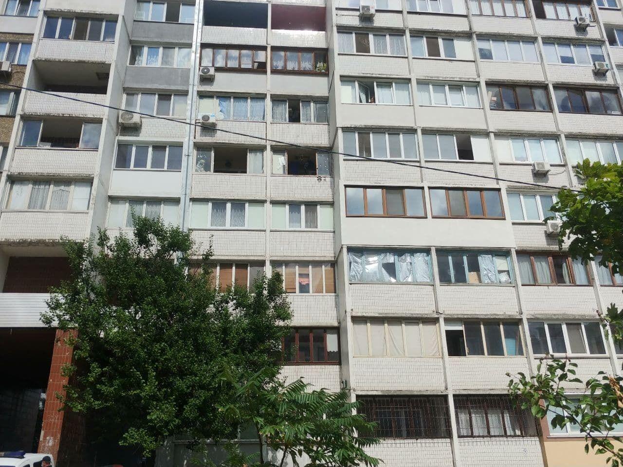 Инцидент произошел на улице Заболотного.