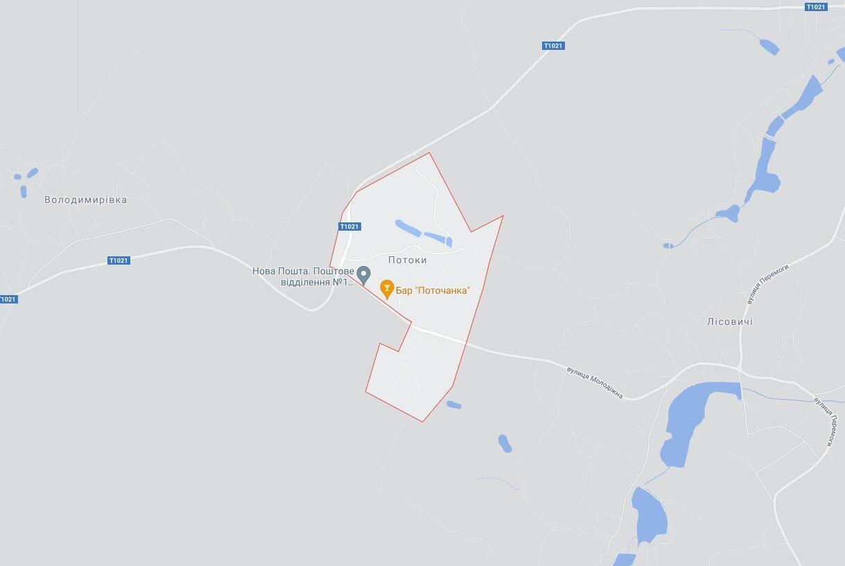 Аварія сталася в Білоцерківському районі.