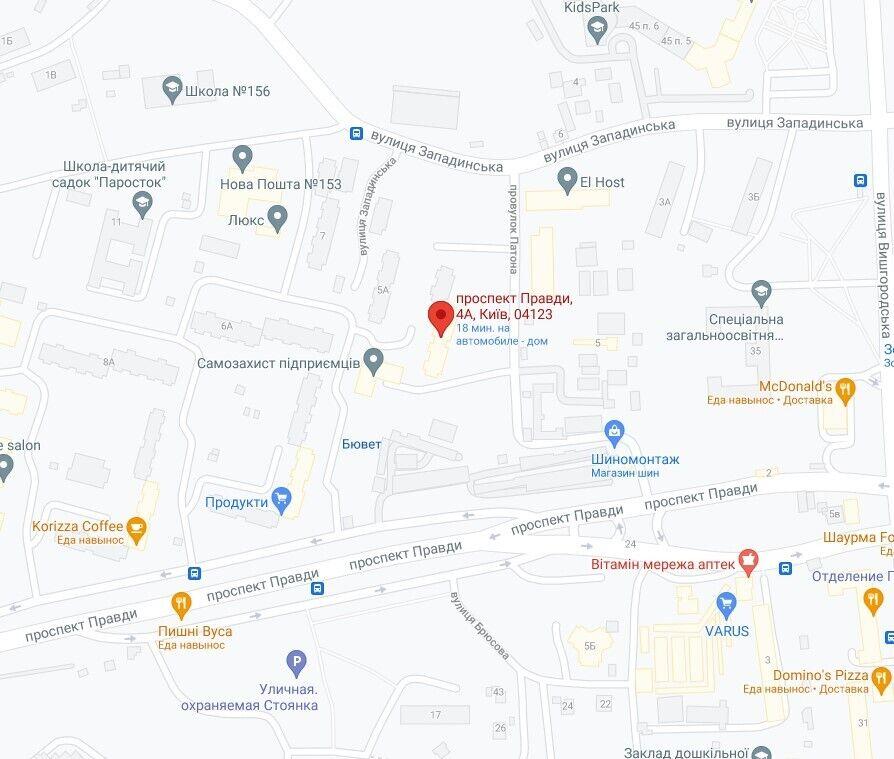 Преступление случилось в Подольском районе столицы.