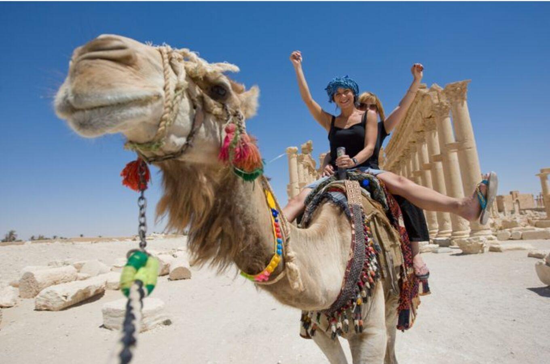 Самый известный трюк для туристов мошенники проворачивают в Египте