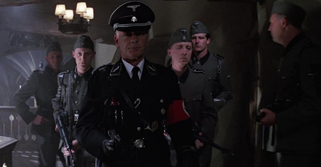 """В фильме """"Индиана Джонс и последний крестовый поход"""" была настоящая форма с войны."""