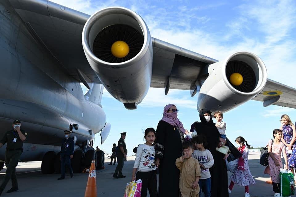 Эвакуация из Кабула