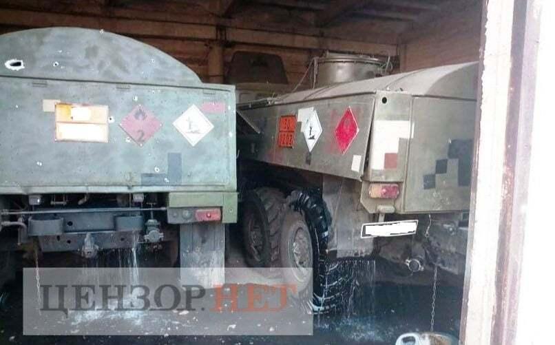Россияне обстреляли Авдеевку: украинское командование ответный огонь приказало не открывать