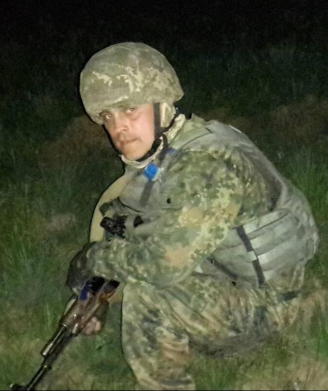 Загиблий захисник України