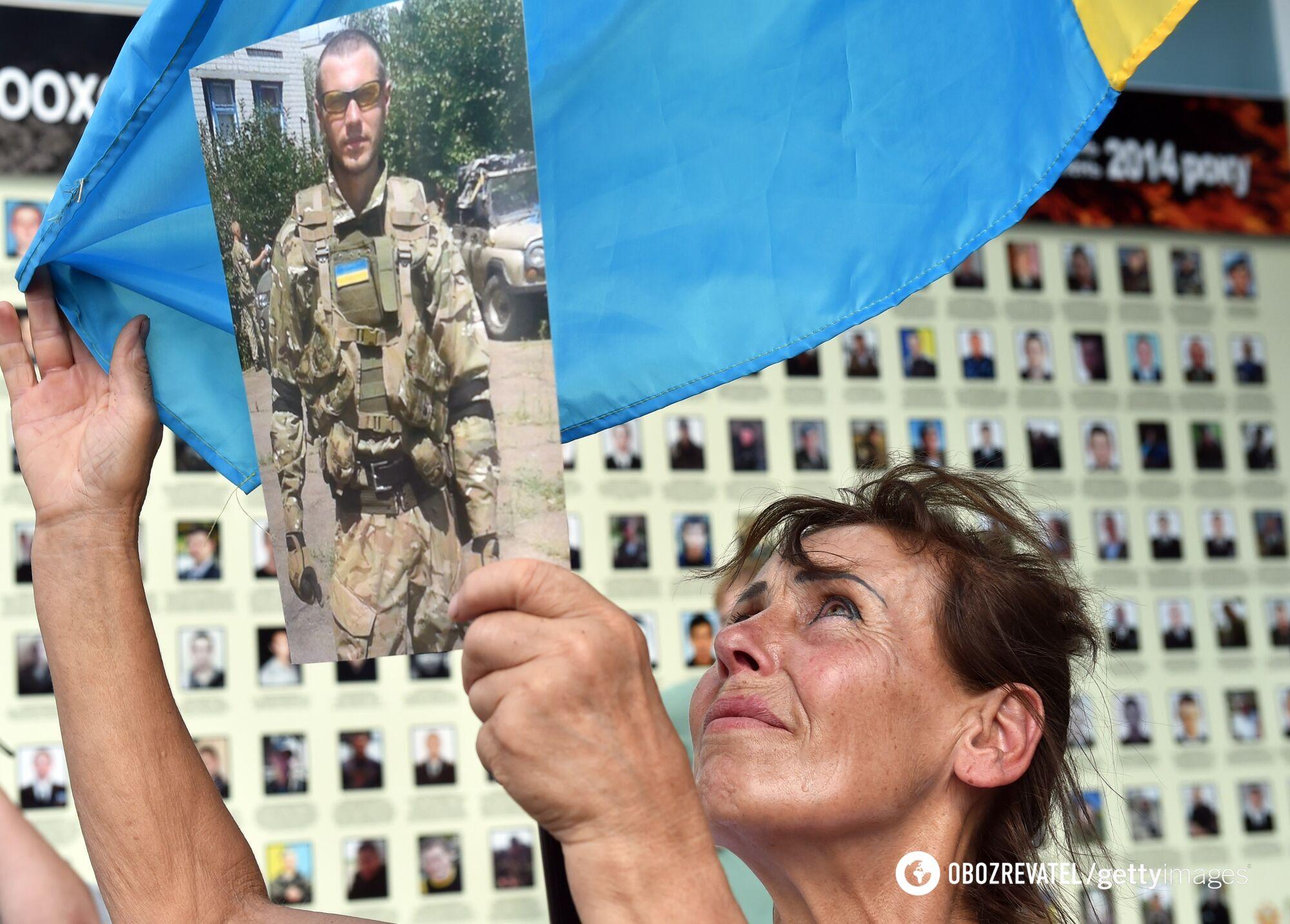 """В """"Іловайському котлі"""" загинули 366 українських військових і добровольців"""