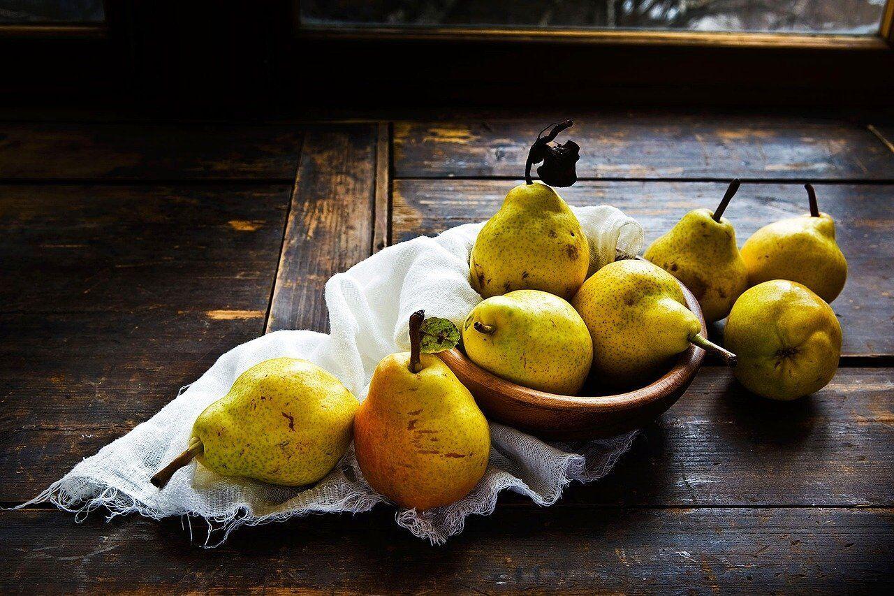 Стиглі груші