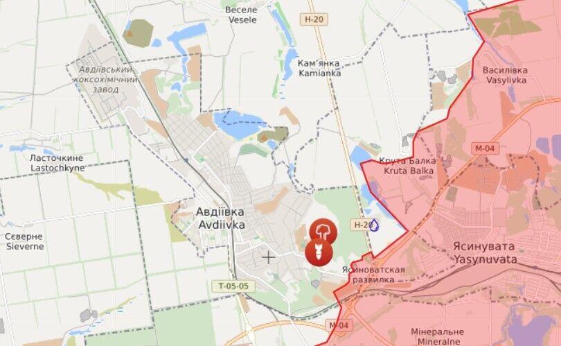 Окупанти двічі зранку 28 серпня обстріляли Авдіївку