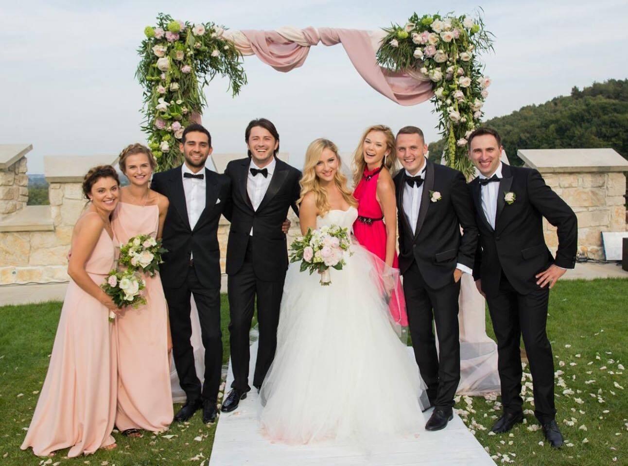 Притула женился во второй раз в 2015 году
