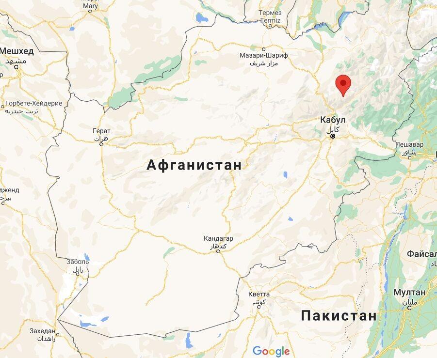 Вбивство сталося в провінції Баглан.