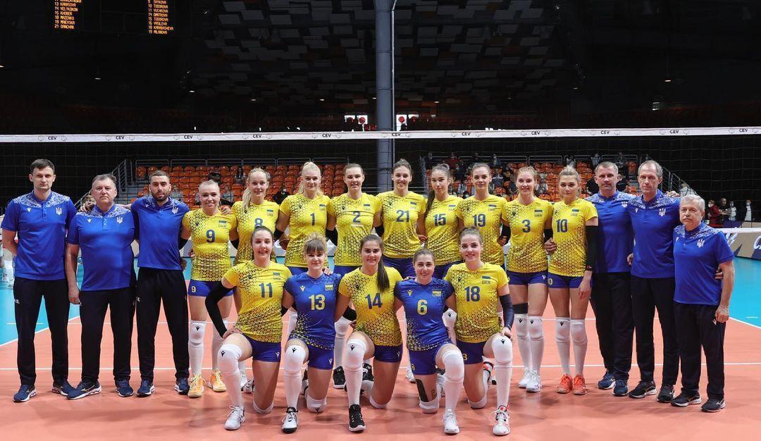 Женская национальная волейбольная команда