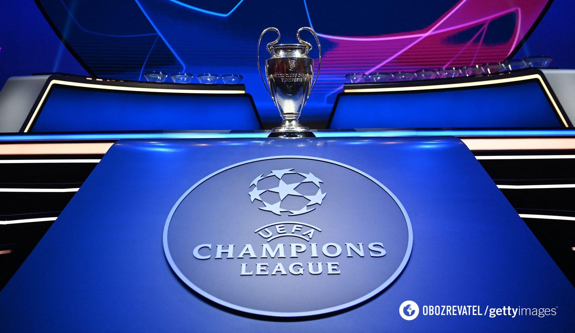 Динамо стартует в Лиге чемпионов