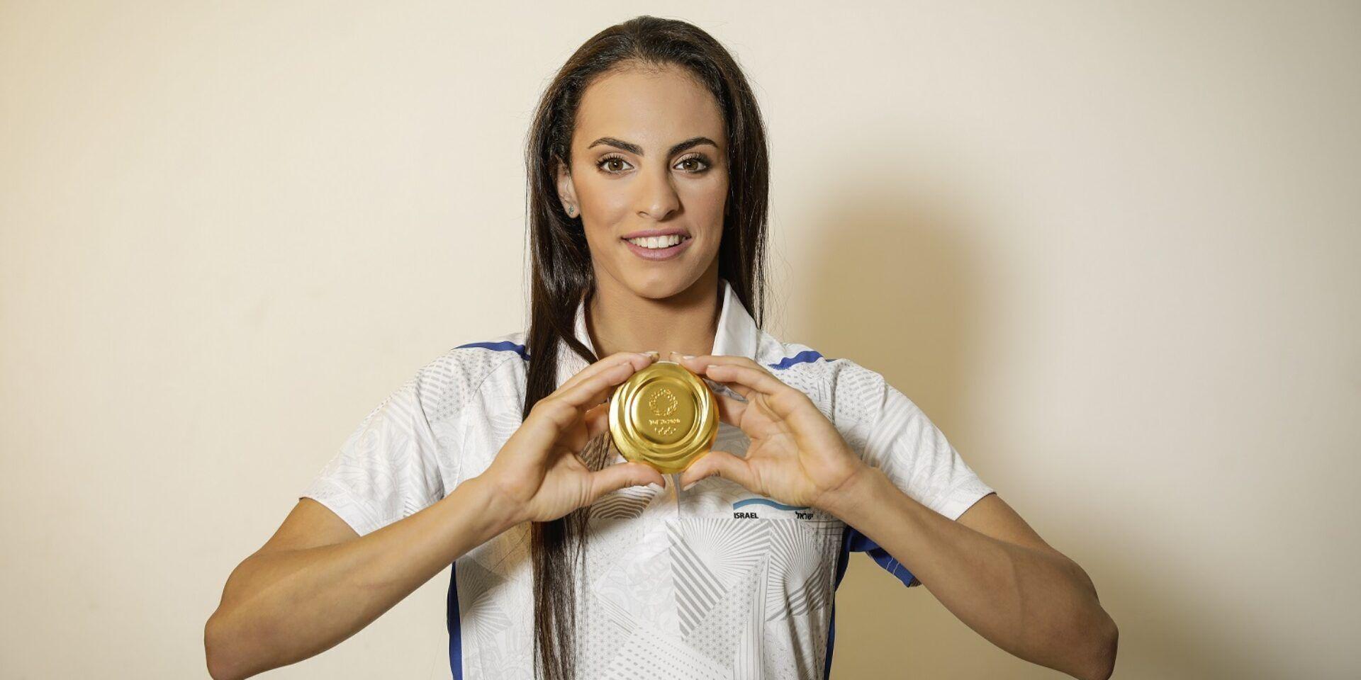 Линой Ашрам сенсационно выиграла ОИ