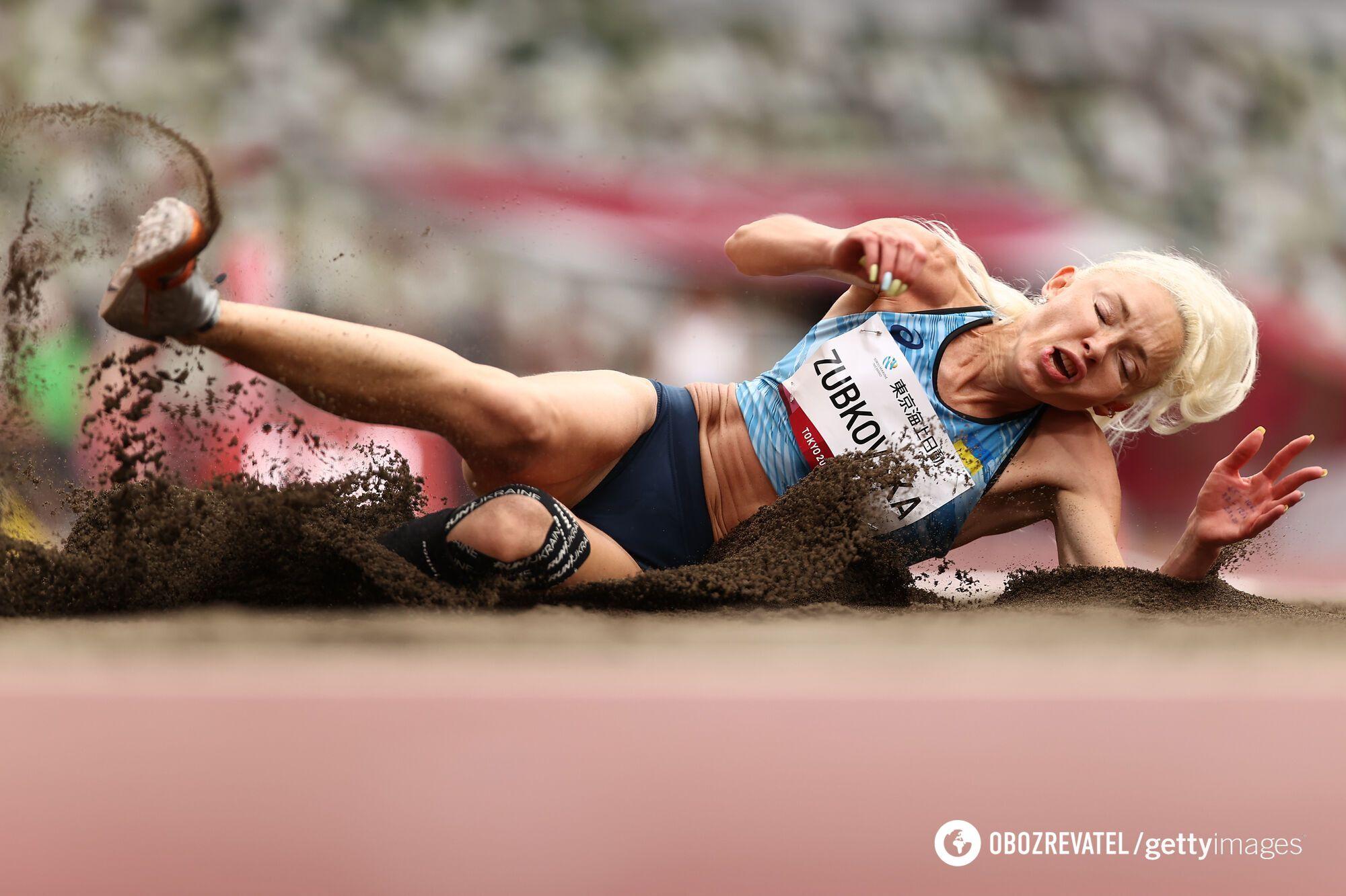 Зубковская стала чемпионкой Паралимпиады-2020.