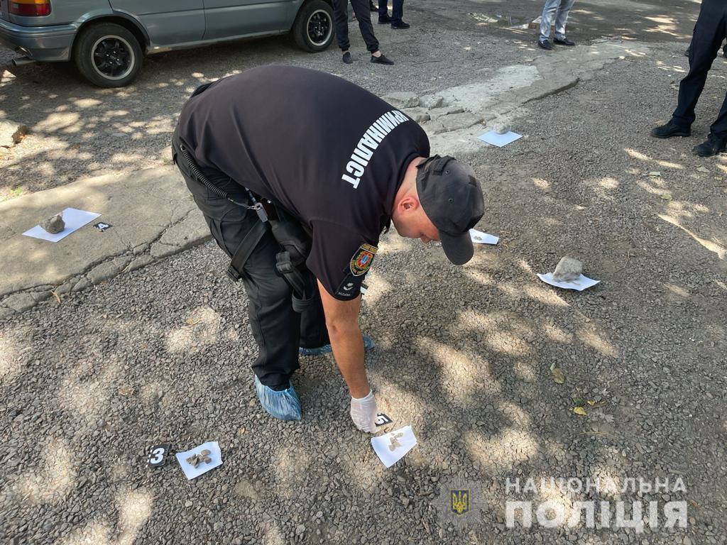 Вирішується питання про правову кваліфікацію злочину