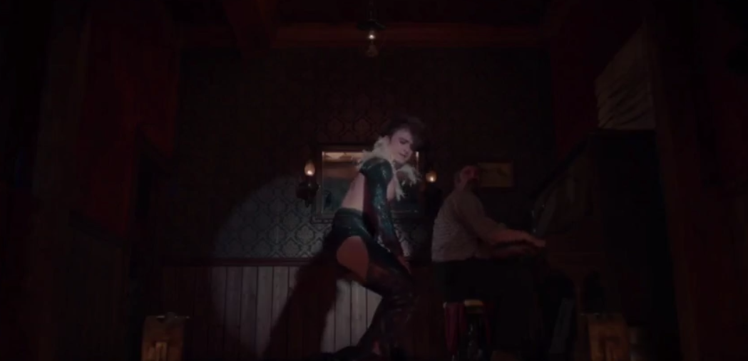 Дэниэл Рэдклифф показал зажигательный танец